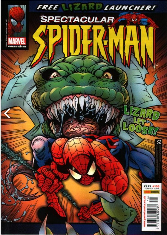 Spectacular Spider-Man (UK) Vol 1 106