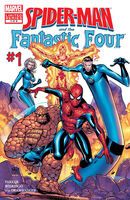 Spider-Man and the Fantastic Four Vol 1 1