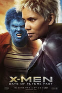 Storm - Beast - X-Men Days of Future (Earth-10005)