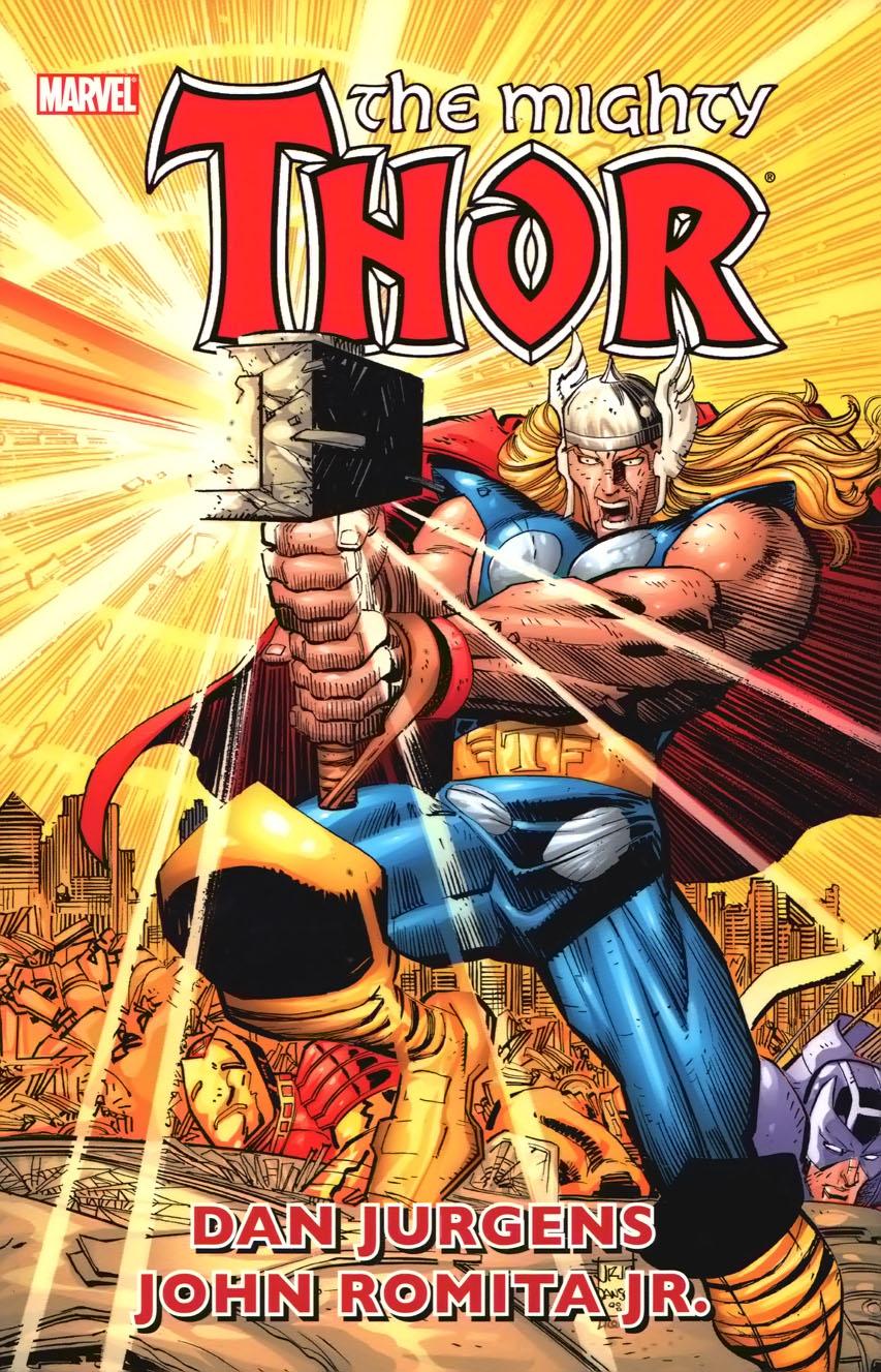 Thor by Dan Jurgens & John Romita Jr Vol 1 1