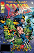 Uncanny X-Men Vol 1 324