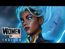 WOMEN OF MARVEL -1 Trailer - Marvel Comics