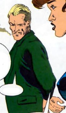 Willie Chauvin (Earth-616)