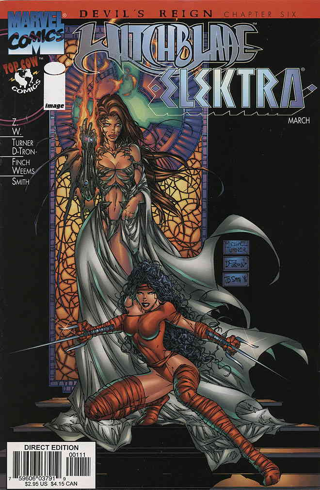 Witchblade/Elektra Vol 1