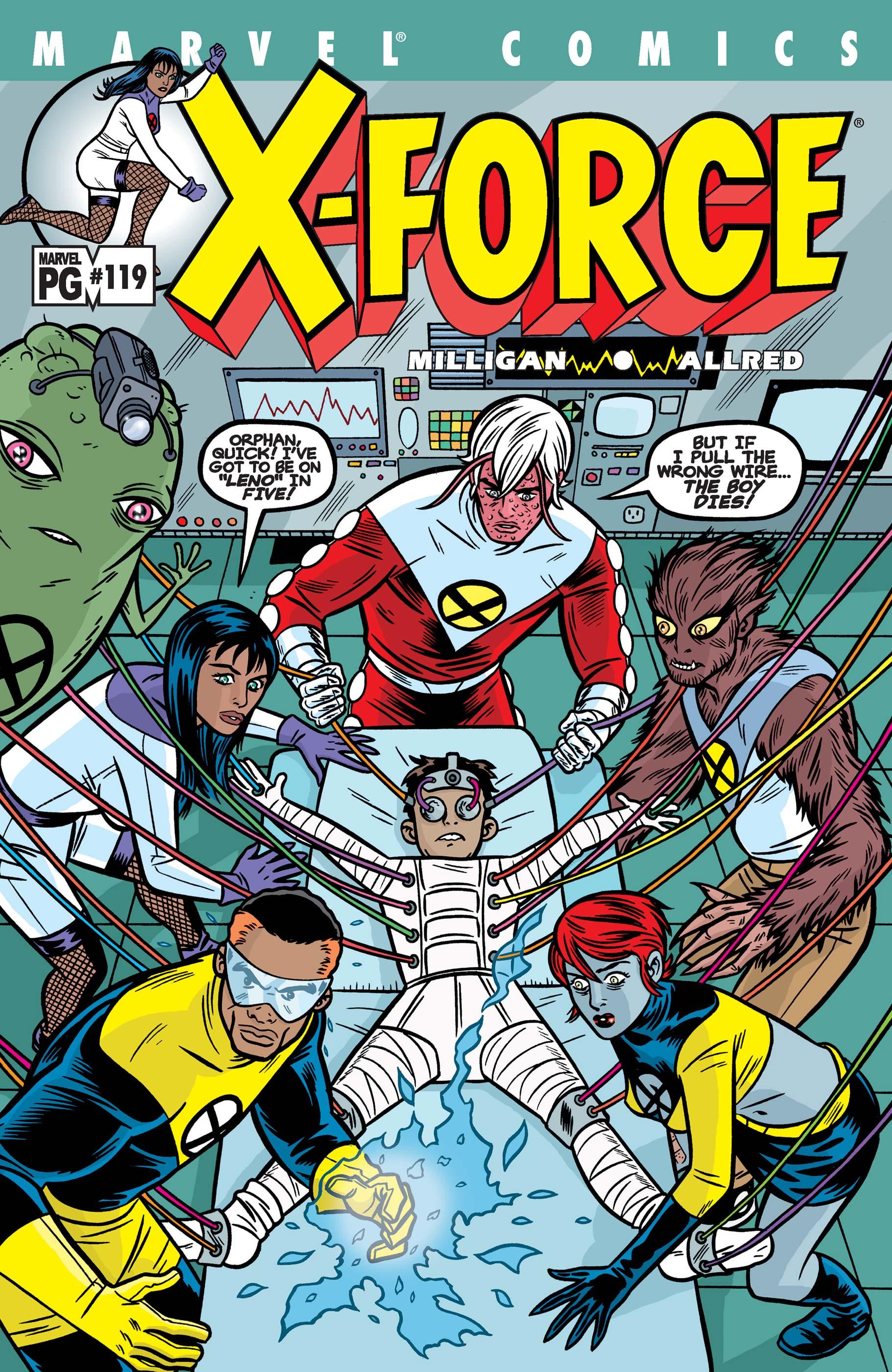 X-Force Vol 1 119