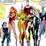 X-Men (Naughty) (Mojoverse)