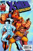 X-Men Forever Vol 1 1