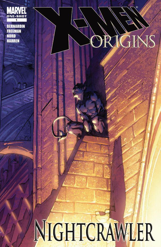 X-Men Origins: Nightcrawler Vol 1