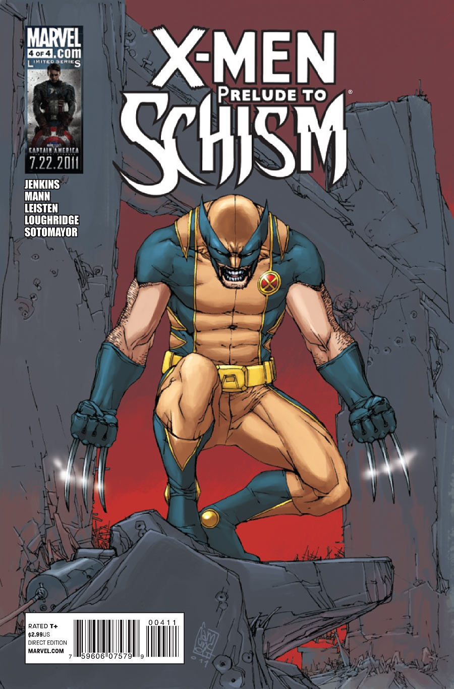X-Men: Prelude to Schism Vol 1 4
