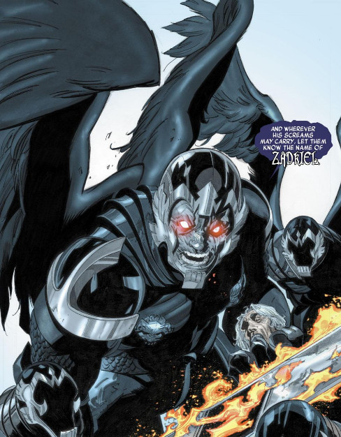 Order of Dominions (Earth-616)/Gallery