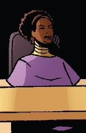 Amara Azikiwe (Earth-616)