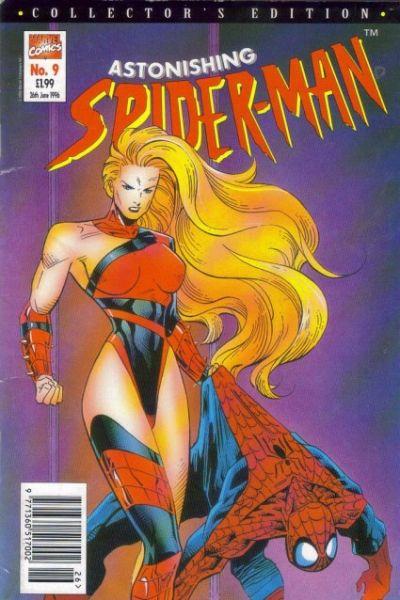 Astonishing Spider-Man Vol 1 9