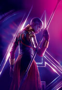 Avengers Infinity War poster 026 Textless
