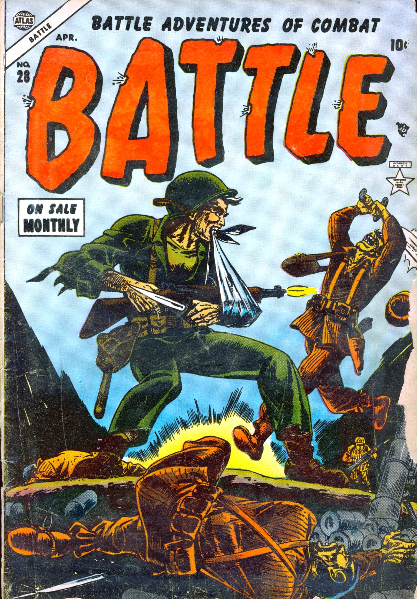Battle Vol 1 28
