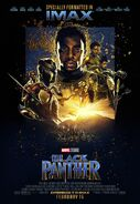 Black Panther (film) poster 020