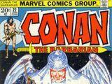 Conan the Barbarian Vol 1 22