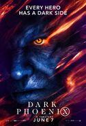 Dark Phoenix (film) poster 010