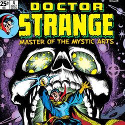 Doctor Strange Vol 2 4