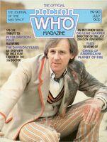 Doctor Who Magazine Vol 1 90