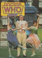 Doctor Who Monthly Vol 1 69