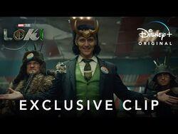 Exclusive Clip - Loki - Disney+