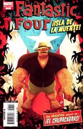 Fantastic Four ¡Isla de la Muerte! Vol 1 1
