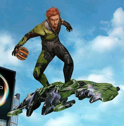 Harold Osborn (Earth-TRN376)