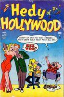 Hedy of Hollywood Comics Vol 1 45