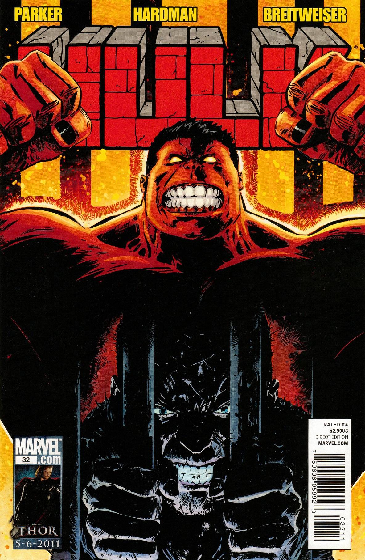 Hulk Vol 2 32