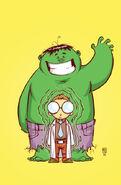 Hulk Vol 3 1 Baby Variant Textless