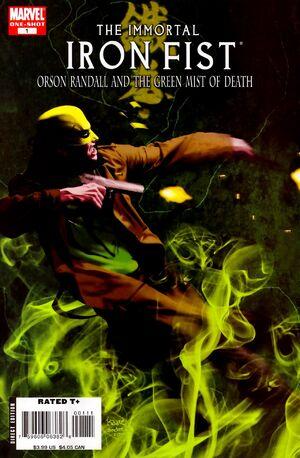 Immortal Iron Fist Orson Randall and the Green Mist of Death Vol 1 1.jpg