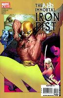 Immortal Iron Fist Vol 1 20