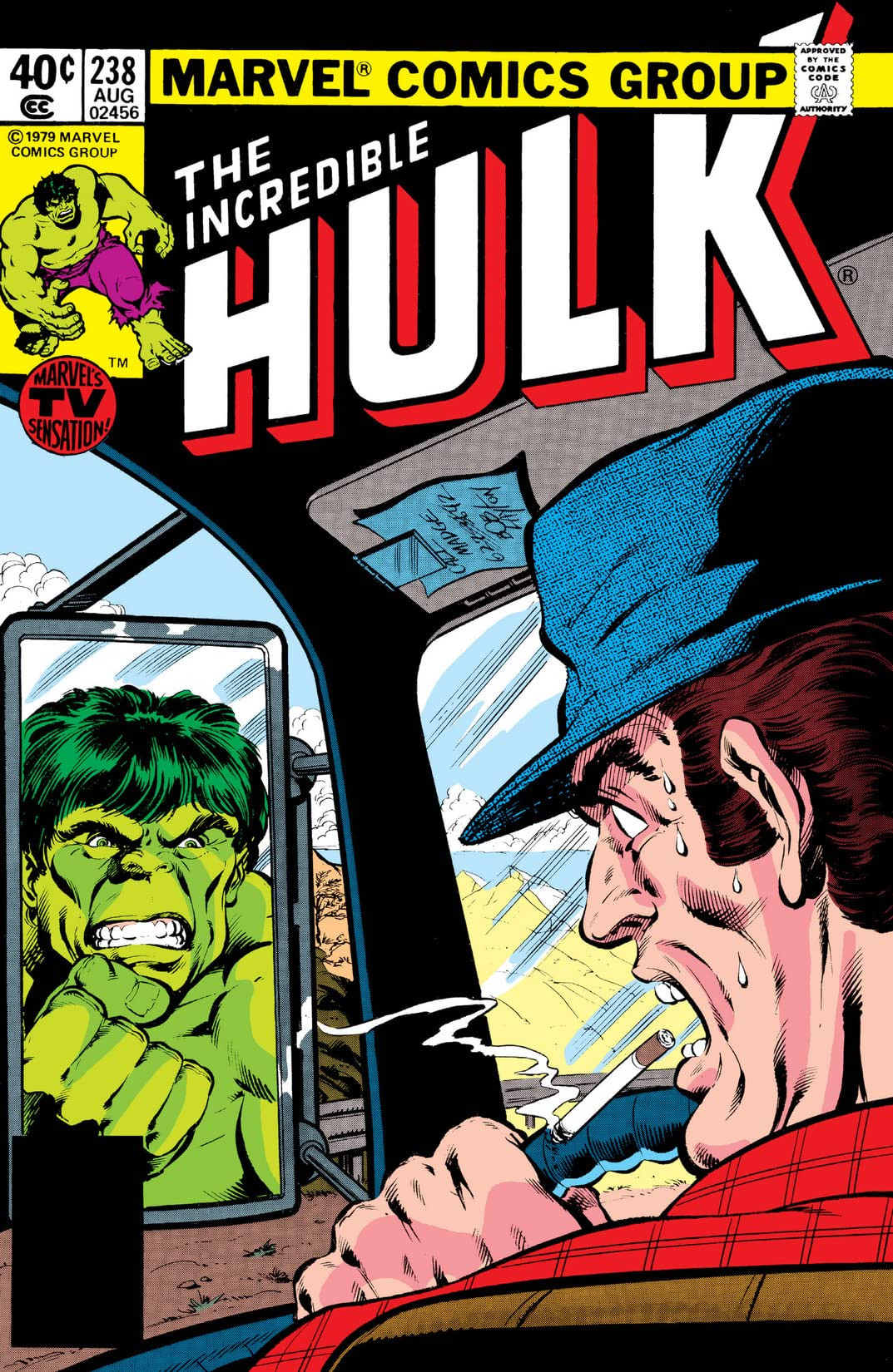 Incredible Hulk Vol 1 238