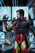 Invincible Iron Man Vol 3 14 Textless