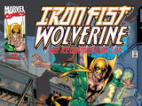 Iron Fist: Wolverine Vol 1 2