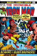 Iron Man Vol 1 55