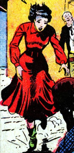 Kathy Cabot (Earth-616)