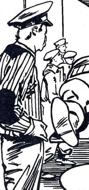 Lethbridge-Stewart (Earth-616)