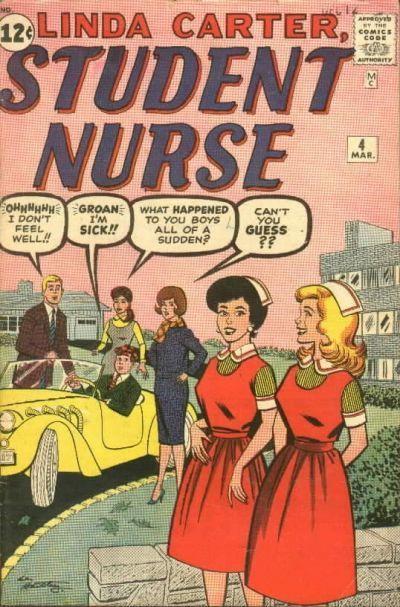 Linda Carter, Student Nurse Vol 1 4