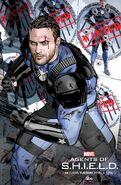 Marvel's Agents of S.H.I.E.L.D. Framework poster 005