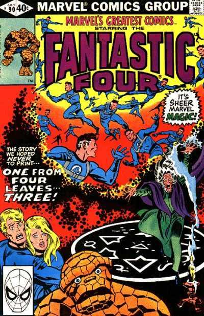Marvel's Greatest Comics Vol 1 90