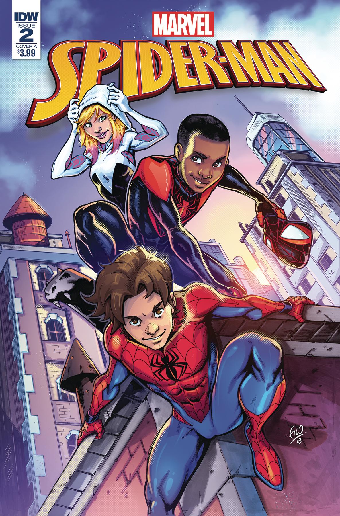 Marvel Action: Spider-Man Vol 1 2
