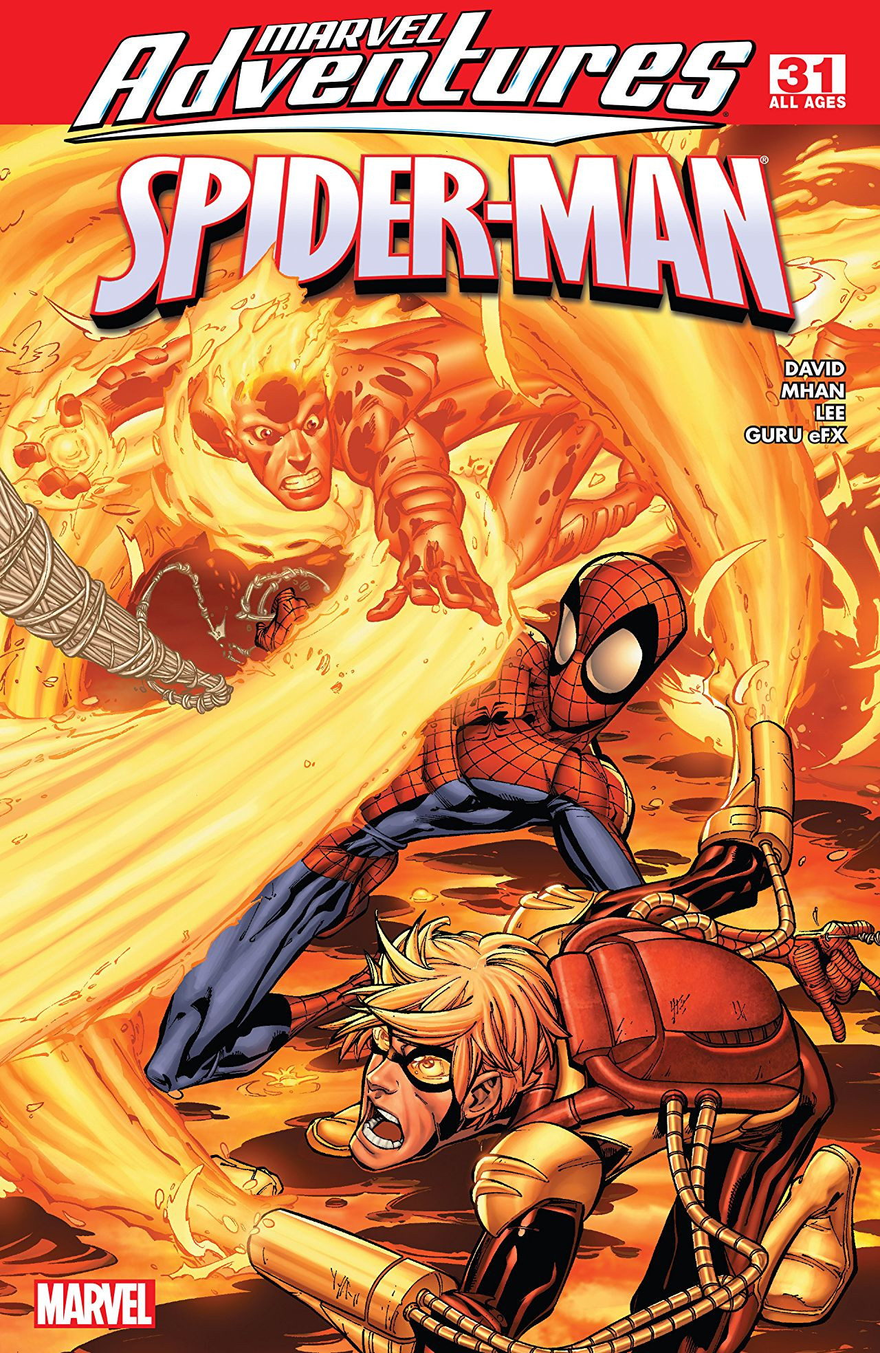 Marvel Adventures: Spider-Man Vol 1 31