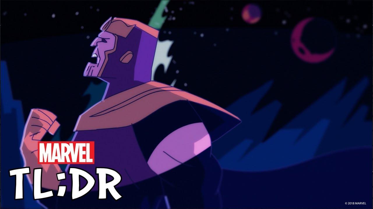 Marvel TL;DR Season 3 1