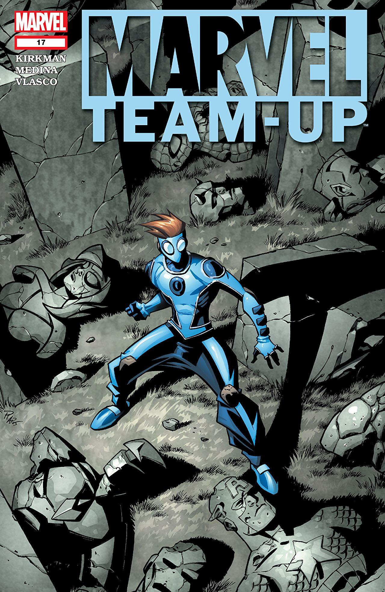 Marvel Team-Up Vol 3 17