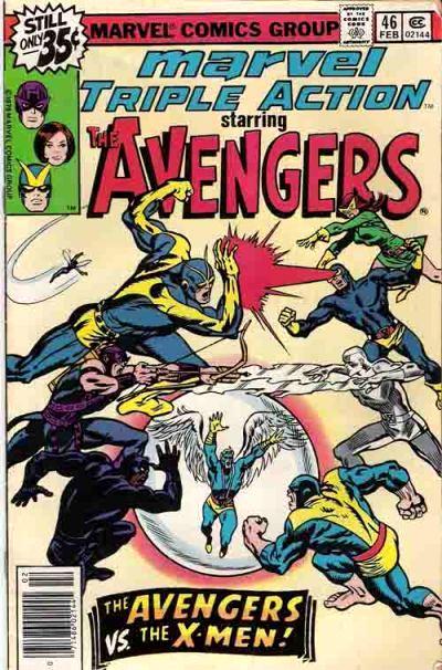 Marvel Triple Action Vol 1 46