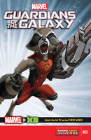 Marvel Universe Guardians of the Galaxy Vol 2 3
