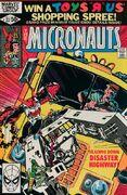 Micronauts Vol 1 22