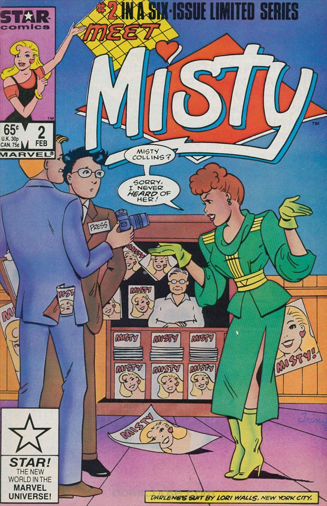 Misty Vol 1 2