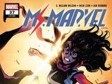 Ms. Marvel Vol 4 37